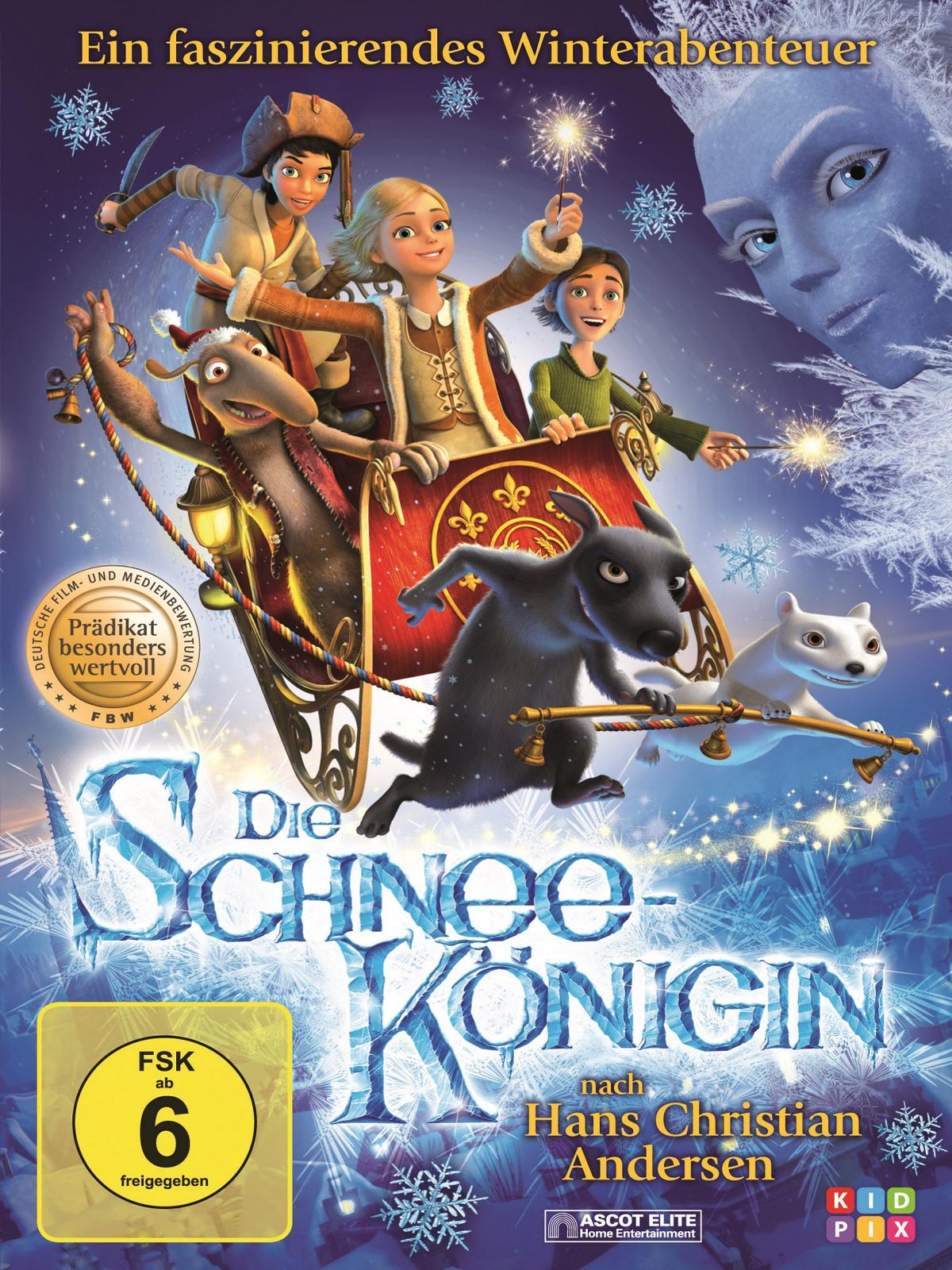 Film Die Schneekönigin
