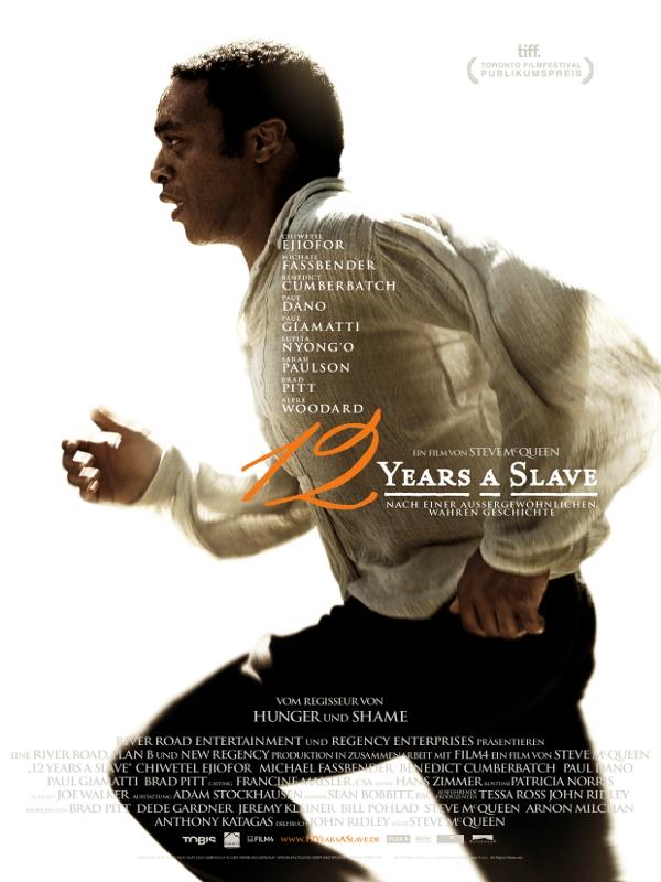 12 Years A Slave Schauspieler Regie Produktion Filme Besetzung