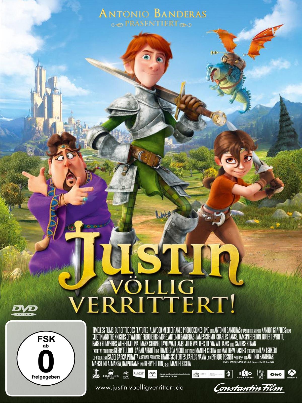 Justin Völlig Verrittert