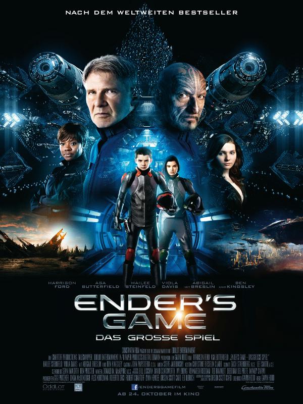EnderS Game - Das Große Spiel (2021) Stream