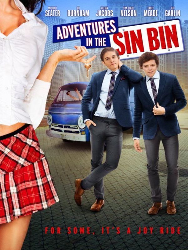 Adventures In The Sin Bin Schauspieler Regie Produktion