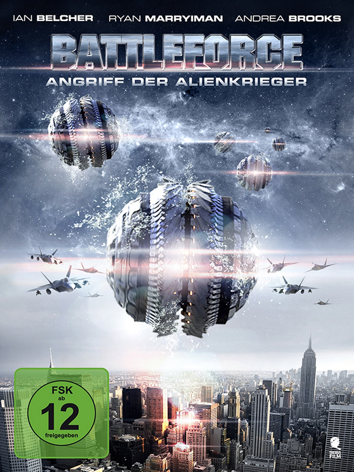 Battleforce 2 - RГјckkehr Der Alienkrieger