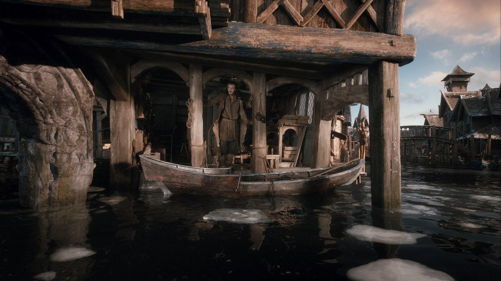 Der Hobbit: Smaugs Einöde Besetzung