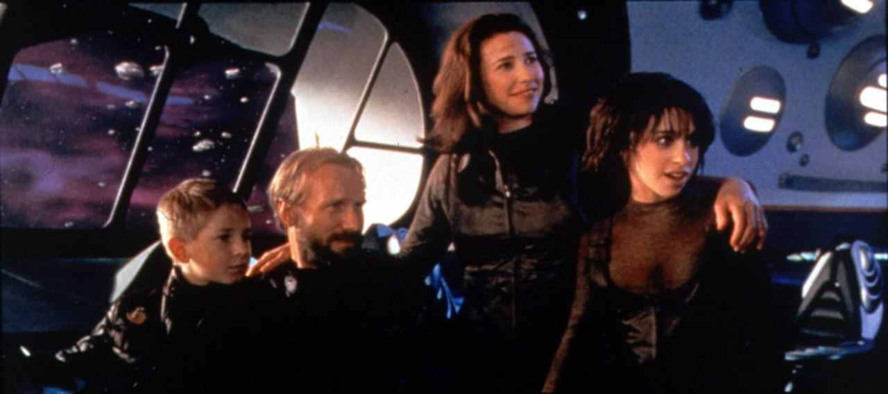 Lost in Space : Bild Mimi Rogers, William Hurt