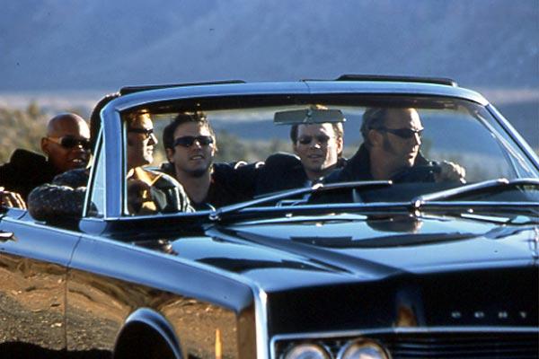 Crime Is King : Bild Bokeem Woodbine, Christian Slater, David Arquette, Demian Lichtenstein, Kevin Costner