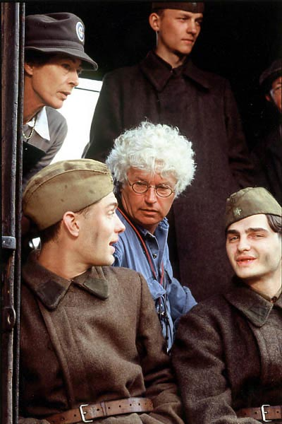 Duell - Enemy at the Gates : Bild Jean-Jacques Annaud, Jude Law