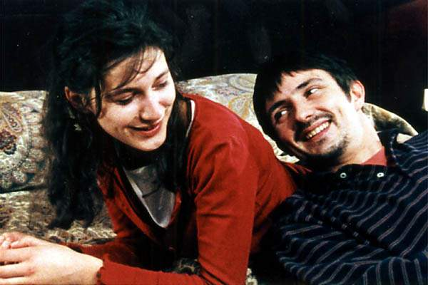 Ich habe dich nicht um eine Liebesgeschichte gebeten : Bild Caroline Ducey, Guillaume Saurrel