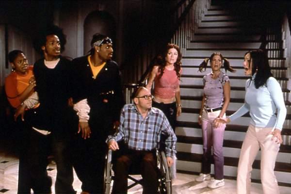 Scary Movie 2 : Bild Anna Faris, Kathleen Robertson, Keenen Ivory Wayans, Marlon Wayans, Regina Hall