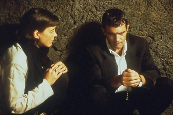 Das geheimnisvolle Grab : Bild Antonio Banderas, Jonas McCord, Olivia Williams
