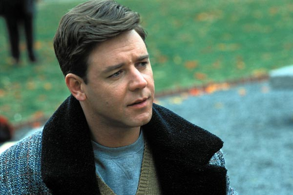 A Beautiful Mind - Genie und Wahnsinn : Bild Ron Howard, Russell Crowe