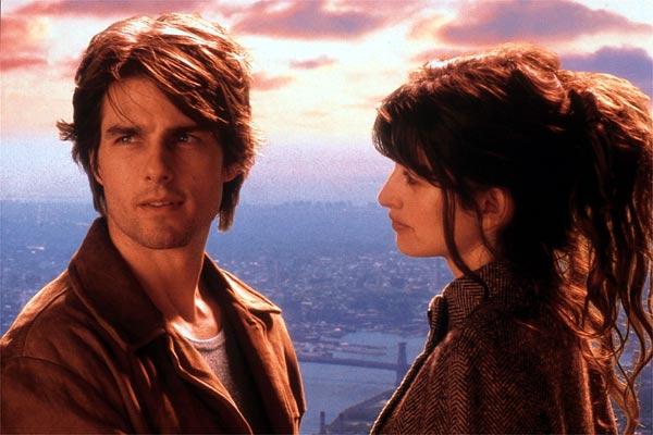 Vanilla Sky: Tom Cruise, Penélope Cruz