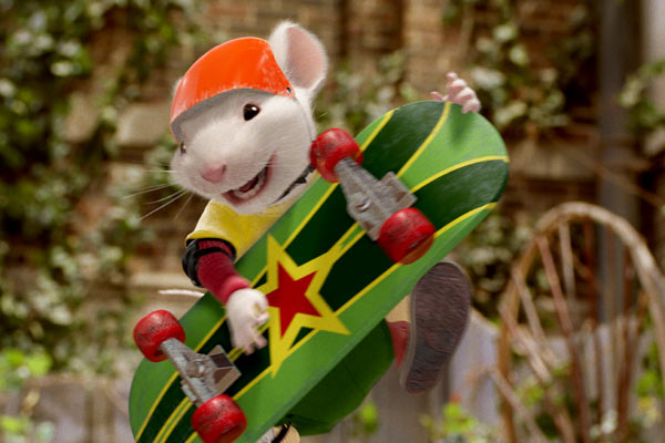 Stuart Little 2 : Bild
