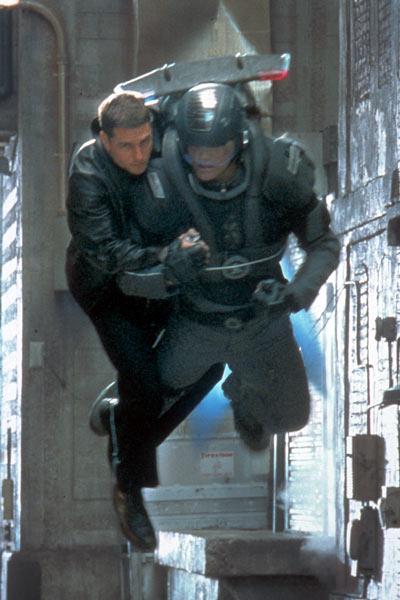 Minority Report : Bild Tom Cruise