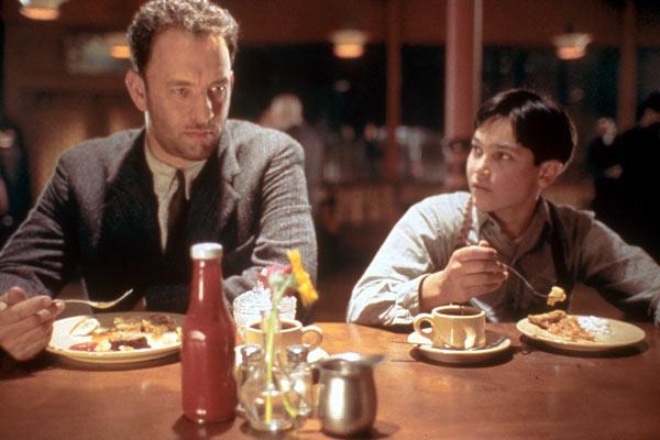 Road to Perdition : Bild Tom Hanks, Tyler Hoechlin