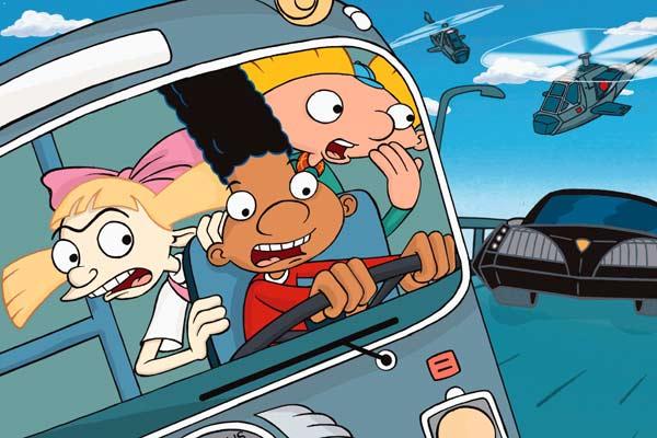Hey Arnold! - Der Film : Bild