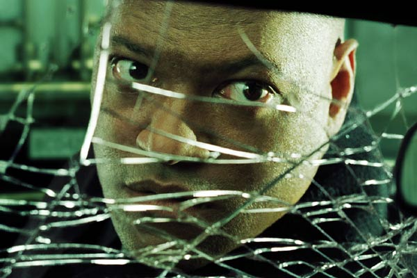 Matrix Reloaded : Bild Laurence Fishburne