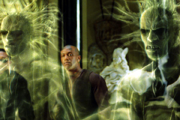 Matrix Reloaded : Bild Adrian Rayment, Neil Rayment