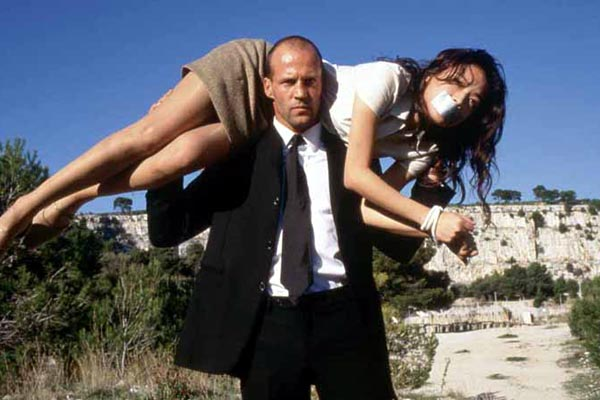 The Transporter : Bild Jason Statham, Shu Qi