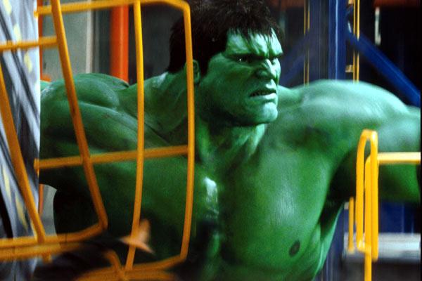 Hulk : Bild Ang Lee