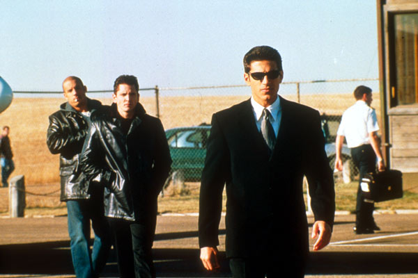 Bild Andrew Davoli, Barry Pepper, Vin Diesel