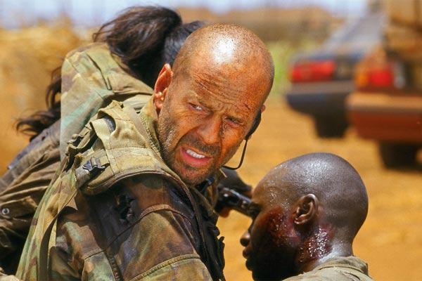 Tränen der Sonne : Bild Bruce Willis