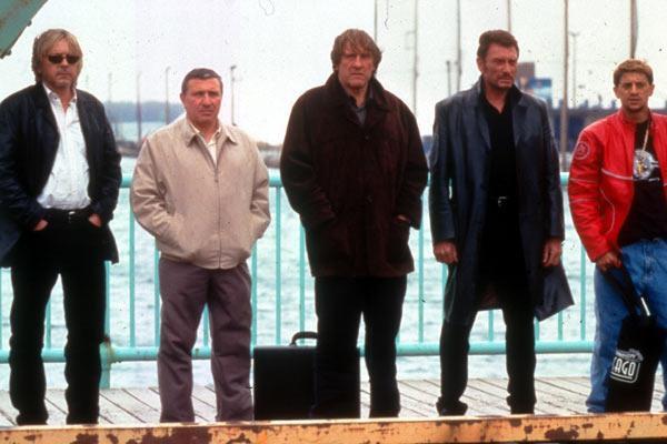 Crime Spree : Bild Albert Dray, Gérard Depardieu, Johnny Hallyday, Renaud, Saïd Taghmaoui
