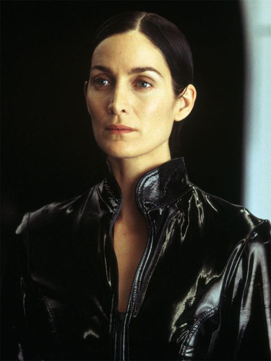 Matrix Revolutions : Bild Carrie-Anne Moss