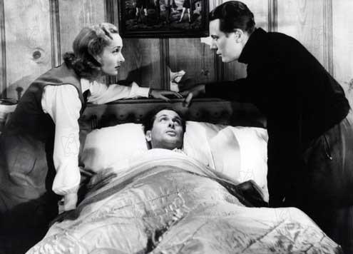 Mr. und Mrs. Smith : Bild Carole Lombard, Gene Raymond, Robert Montgomery
