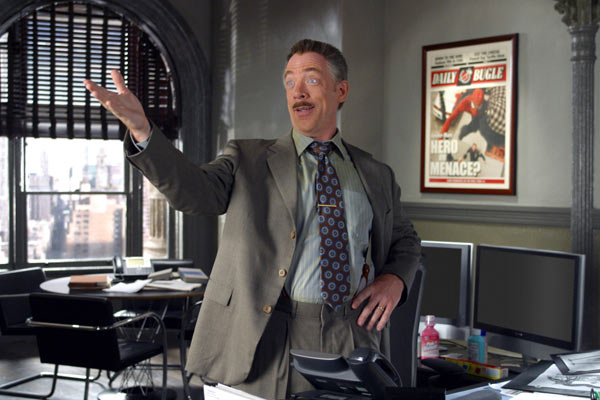 Spider-Man 2 : Bild J.K. Simmons