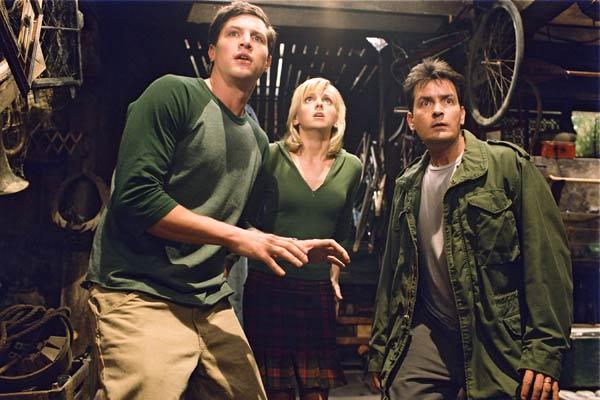 Scary Movie 3 : Bild Anna Faris, Charlie Sheen