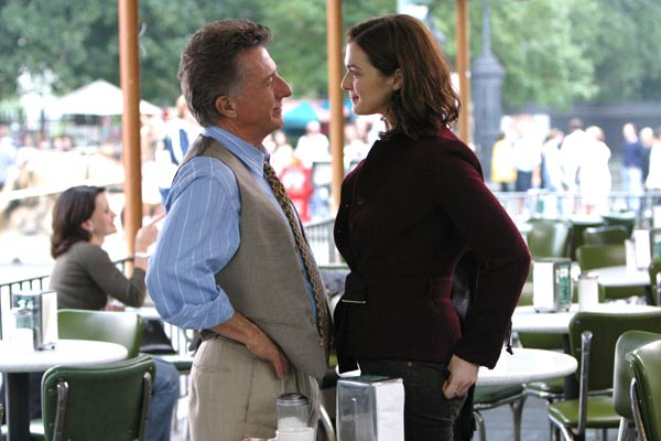 Das Urteil - Jeder ist käuflich : Bild Dustin Hoffman, Rachel Weisz