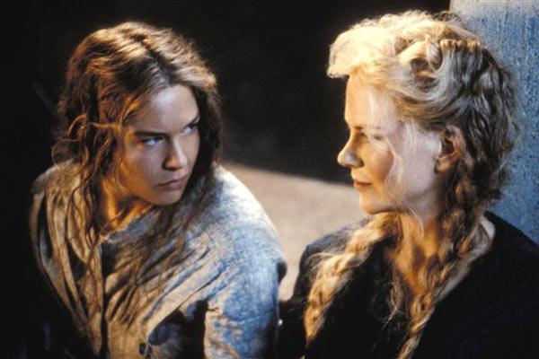 Unterwegs nach Cold Mountain : Bild Nicole Kidman, Renée Zellweger