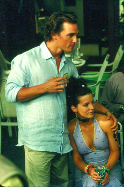 Bild Kate Beckinsale, Matthew McConaughey