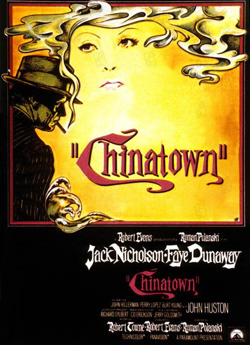 Chinatown : Kinoposter