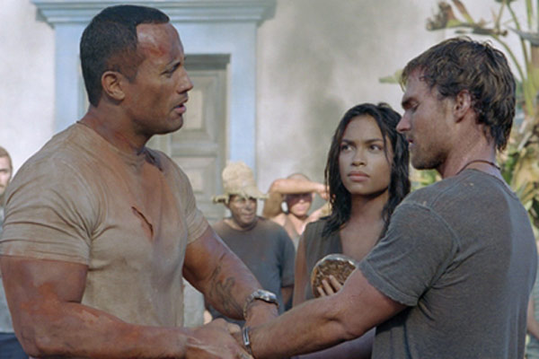 Welcome To The Jungle : Bild Peter Berg, Rosario Dawson, Seann William Scott