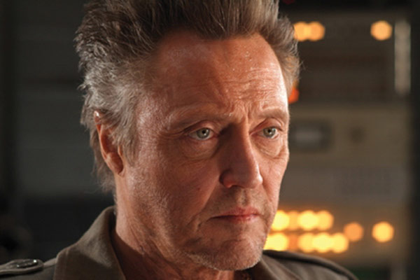 Welcome To The Jungle : Bild Christopher Walken, Peter Berg