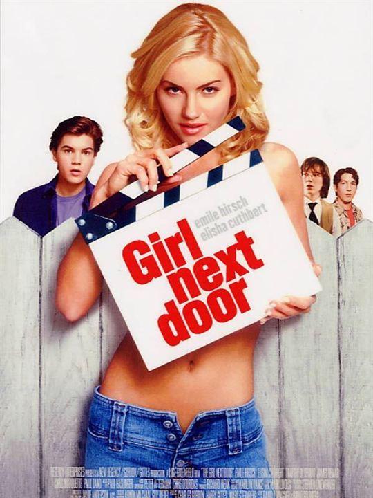 The Girl Next Door : Kinoposter