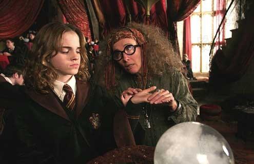 Harry Potter und der Gefangene von Askaban : Bild Emma Thompson, Emma Watson