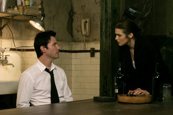 Constantine : Bild Keanu Reeves, Rachel Weisz