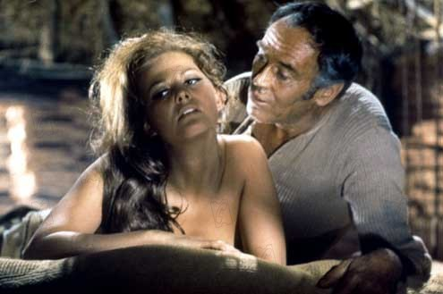Spiel mir das Lied vom Tod : Bild Claudia Cardinale, Henry Fonda, Sergio Leone