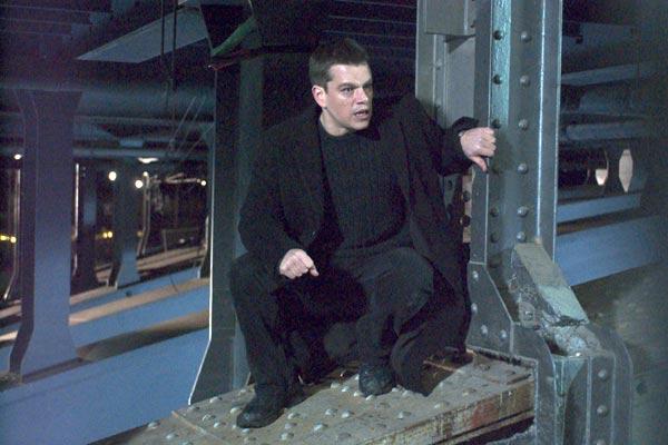 Die Bourne Verschwörung: Matt Damon