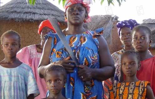 Moolaadé - Bann der Hoffnung : Bild Fatoumata Coulibaly, Ousmane Sembene