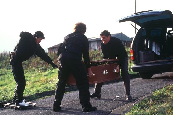 Grabgeflüster - Liebe versetzt Särge : Bild Alfred Molina, Christopher Walken