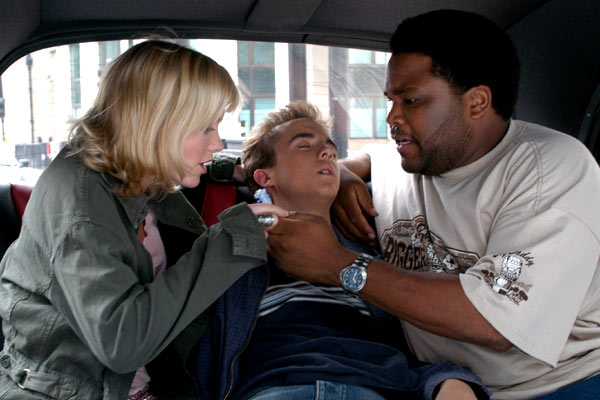Agent Cody Banks 2: Mission London : Bild Anthony Anderson, Frankie Muniz, Hannah Spearritt