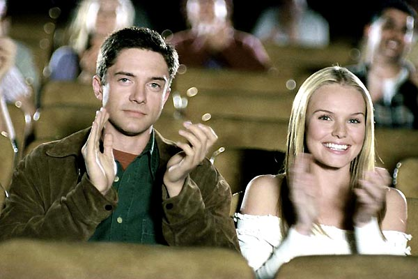 Total verknallt in Tad Hamilton: Robert Luketic, Topher Grace, Kate Bosworth