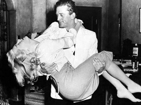 Stadt der Illusionen : Bild Kirk Douglas, Lana Turner