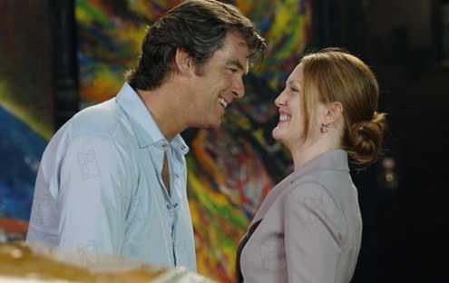 Laws of Attraction: Peter Howitt, Pierce Brosnan, Julianne Moore
