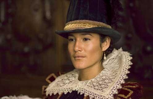 Qorianka Kilcher - Cast - Firelight | Hallmark Drama