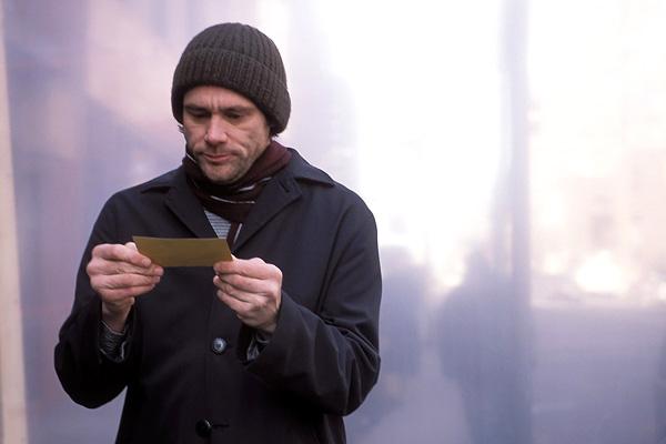 Vergiss mein nicht : Bild Jim Carrey, Michel Gondry