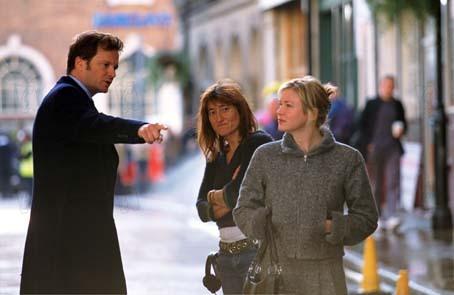 Bridget Jones - Am Rande des Wahnsinns : Bild Beeban Kidron, Colin Firth, Renée Zellweger